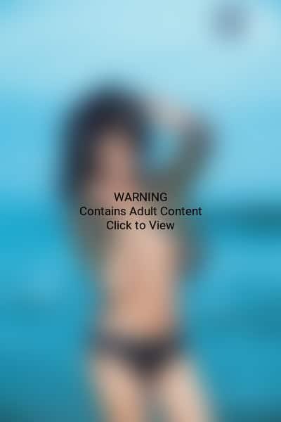 Jhene Aiko Topless Photo