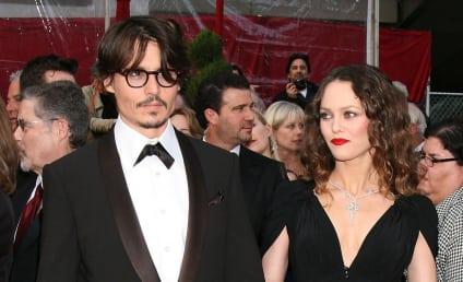 Johnny Depp and Vanessa Paradis: It's Over!