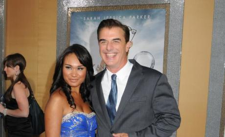 Chris Noth, Wife