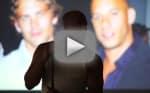 Vin Diesel Tribute to Paul Walker