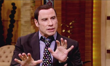 John Travolta Sex Tape Request: Denied By Gay Lover?