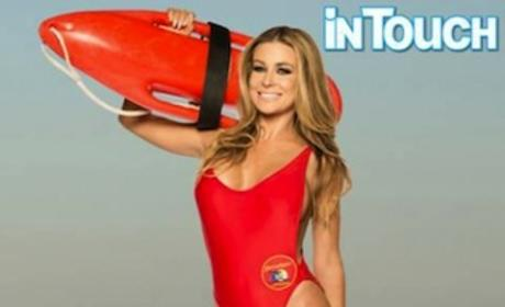 Carmen Electra at 40: Would you hit it?