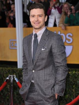 Justin Timberlake Pose