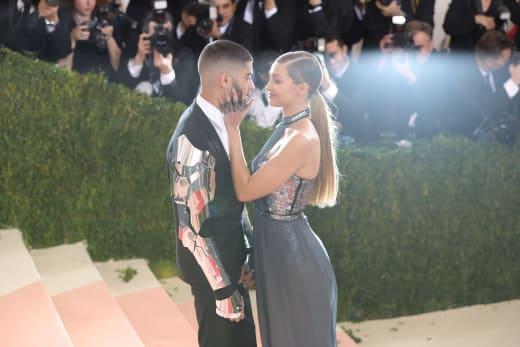 Gigi Hadid and Zayn Malik Pic