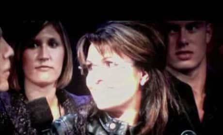 Booing Sarah Palin