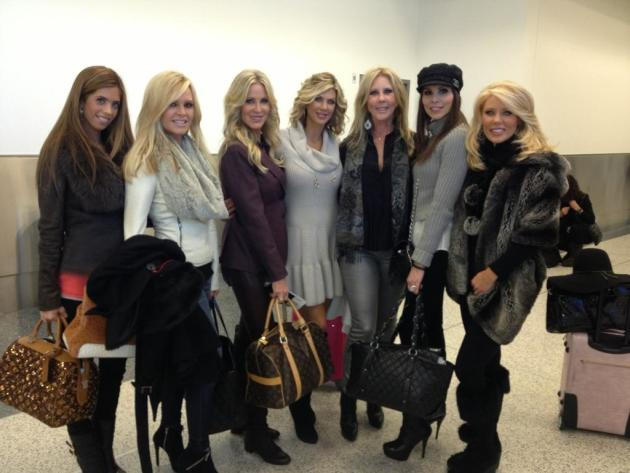 Real Housewives of Orange County Season 8 Cast