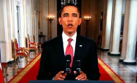Barack Obama Debt Speech