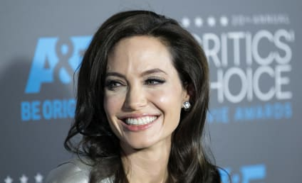 Happy 39th Birthday, Angelina Jolie!