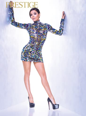Eva Longoria Prestige Photo