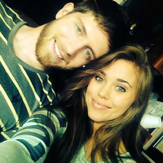 Jessa and Ben Seewald Pic