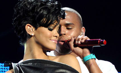 Chris Brown Chooses Tina Davis Over Rihanna