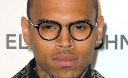"""Chris Brown Writing Song For Rihanna, Staying on """"Focused Path,"""" Talking in Third-Person"""