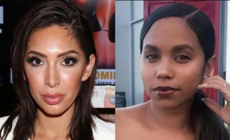 Farrah Abraham Trashes Teen Mom Replacements: What Pathetic, Dumb Losers!
