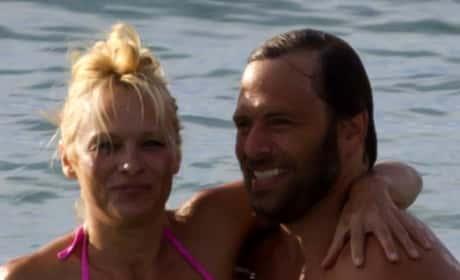 Pamela Anderson Reunites with Rick Salomon