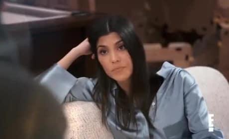 Scott Disick to Kourtney Kardashian: You're Totally Nuts!