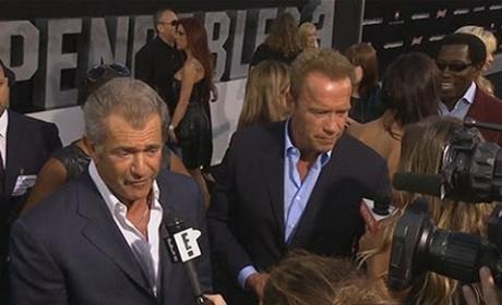 Mel Gibson: On Cocaine?