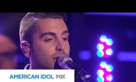 "Nick Fradiani - ""Bright Lights"""