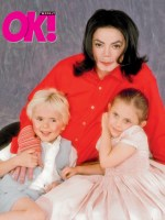 Michael Jackson, Children