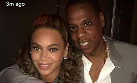 Beyonce and Jay-Z Match!