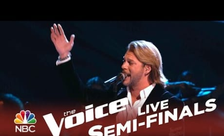 Craig Wayne Boyd - The Old Rugged Cross (The Voice Semifinals)