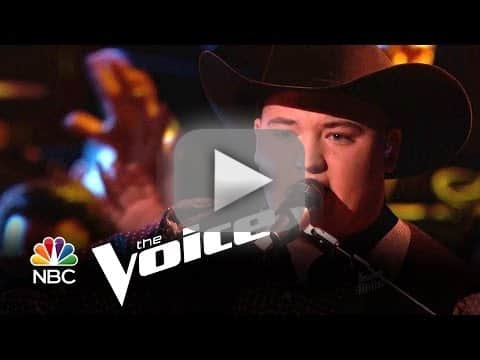 Jake Worthington - Don't Close Your Eyes (The Voice America's Pick)