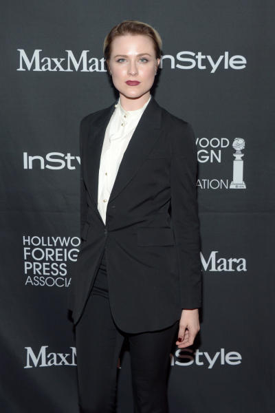Evan Rachel Wood in Toronto