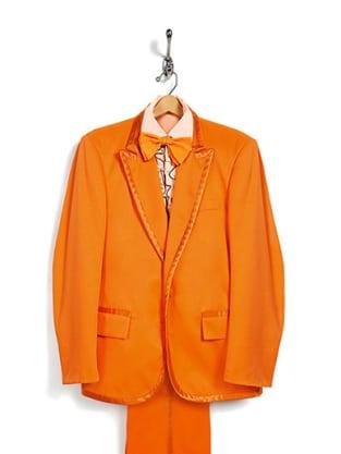 Dumb and Dumber To Orange Tux