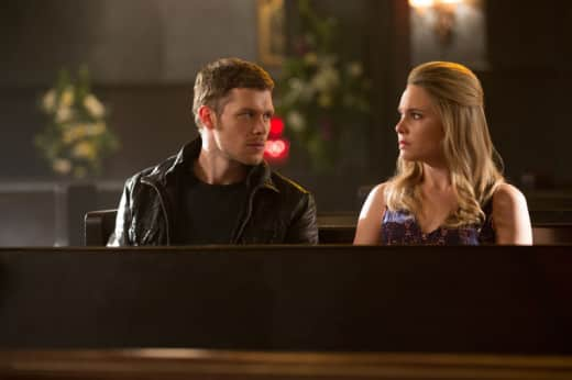 Klaus and Cami Pic