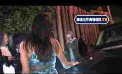 Drunk Janice Dickinson Rages Against Cameraman