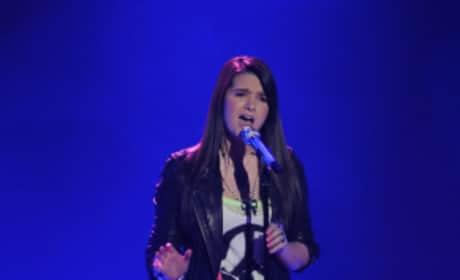 Katie Stevens Performs