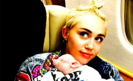 Miley Cyrus Adopts a Pig: Meet Bubba Sue!