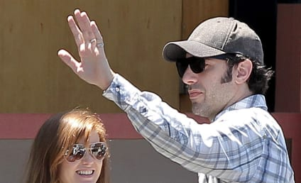 Sacha Baron Cohen & Isla Fisher: Married!
