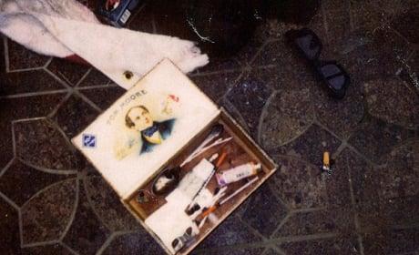 Kurt Cobain Suicide Photo