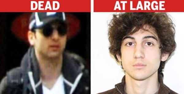 Boston Suspects