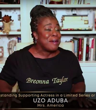 Uzo Aduba gana otro Emmy