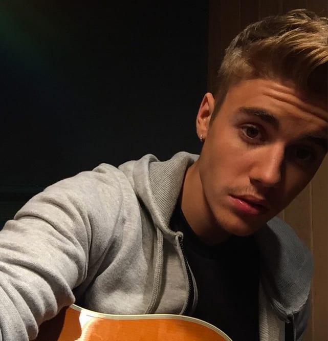 Bieber Selfie