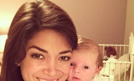 Nicole Johnson Baby Photo
