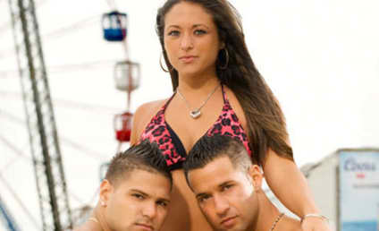 "Sammi ""Sweetheart"" Giancola Returns to Jersey Shore Following Meltdown"