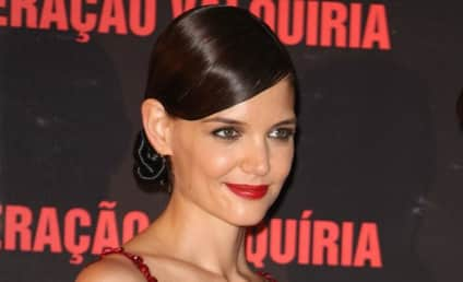 Katie Holmes: Real or Wax?