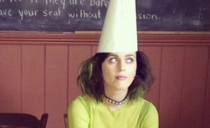 Katy Perry Wears Ugly See-Through Dress, Internet Reacts in Horror