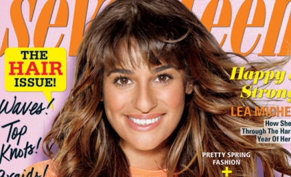 Lea Michele Gushes Over Cory Monteith, Considers Glee Spinoff