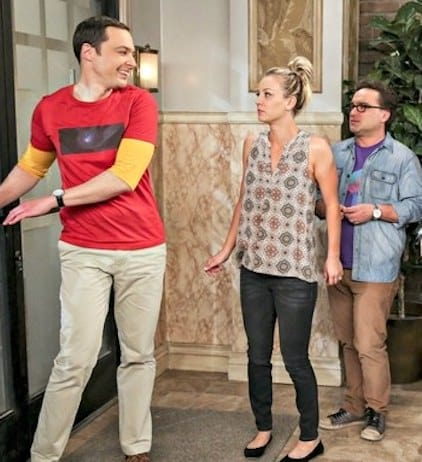 Big Bang Theory Trio