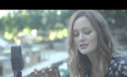 "Leighton Meester ""Dreams"" Cover: Listen Now!"