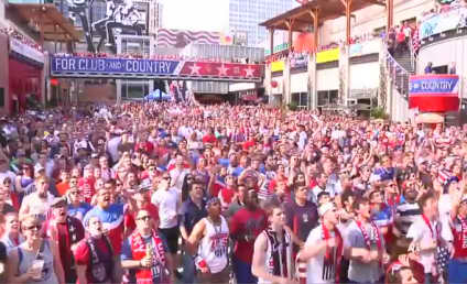 World Cup Fans Go Bonkers Over U.S. Goal: Watch, Cheer Now!