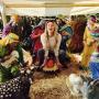 Brandi Glanville Squats Over Baby Jesus