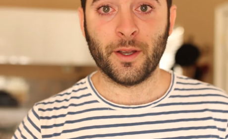 Anthony Carbajal Takes Ice Bucket Challenge, Addresses Hater