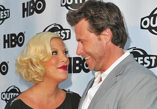 A Tori Spelling and Dean McDermott Pic