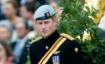 Prince Harry Chooses War Over Florence Brudenell-Bruce