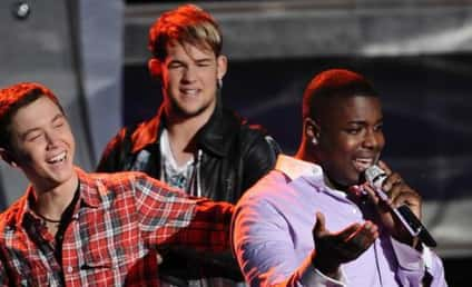 Jacob Lusk on American Idol Elimination: My Bad...