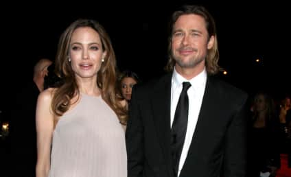 Angelina Jolie and Brad Pitt: NOT Married Despite Ring Swap